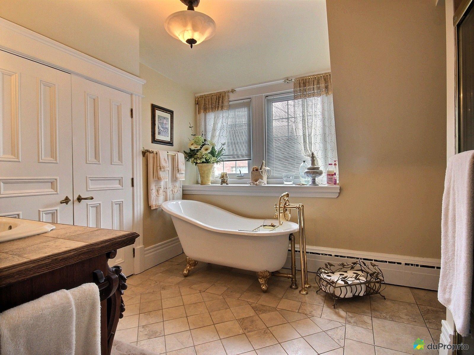 Maison vendu chicoutimi immobilier qu bec duproprio - Salle de bain hopital ...