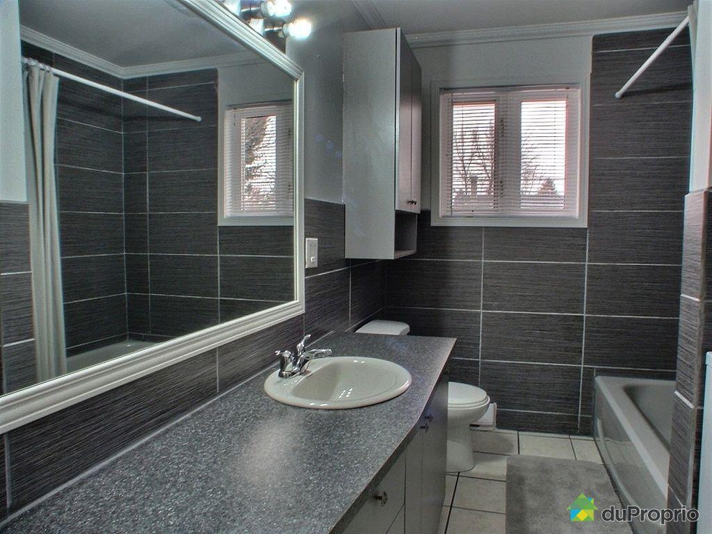 Maison vendu chicoutimi immobilier qu bec duproprio - Salle de bain ceramique photo ...