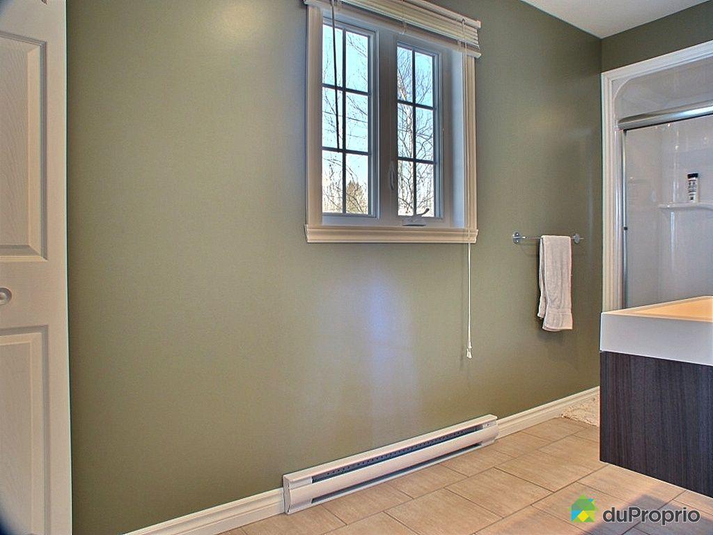 Maison vendu drummondville immobilier qu bec duproprio for Plomberie salle de bain au sous sol