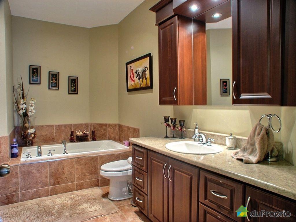 Maison vendu gatineau immobilier qu bec duproprio 291847 for Plomberie salle de bain au sous sol