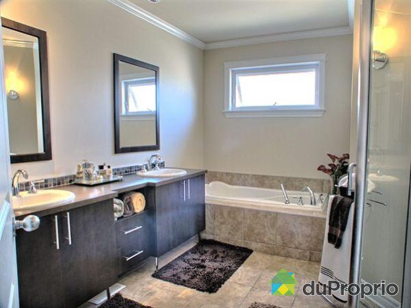 Maison vendu gatineau immobilier qu bec duproprio 144368 - Salle de bain couleur sable ...