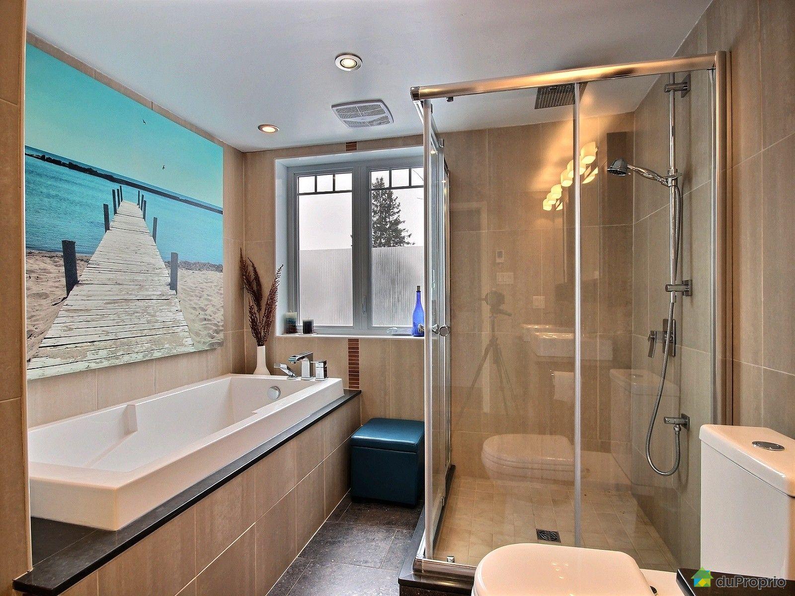 Maison vendu iles laval immobilier qu bec duproprio for Salle de bain grenier