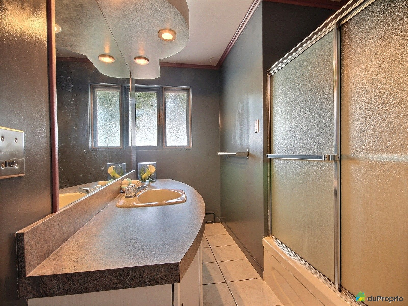 Maison vendu la baie immobilier qu bec duproprio 637588 for Belle salle de bain sans fenetre
