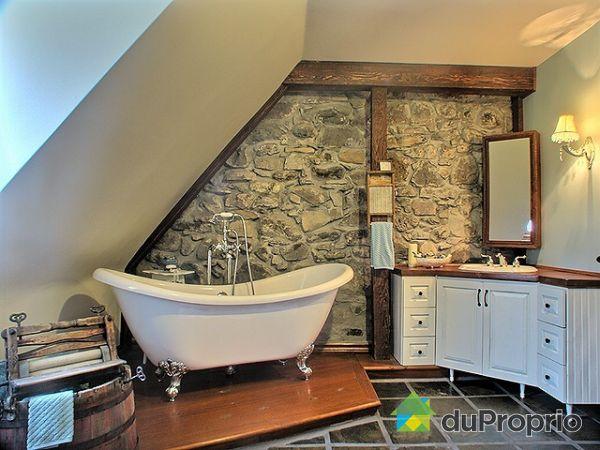 Maison vendu lachenaie immobilier qu bec duproprio 208844 - Salle de bain maison ...