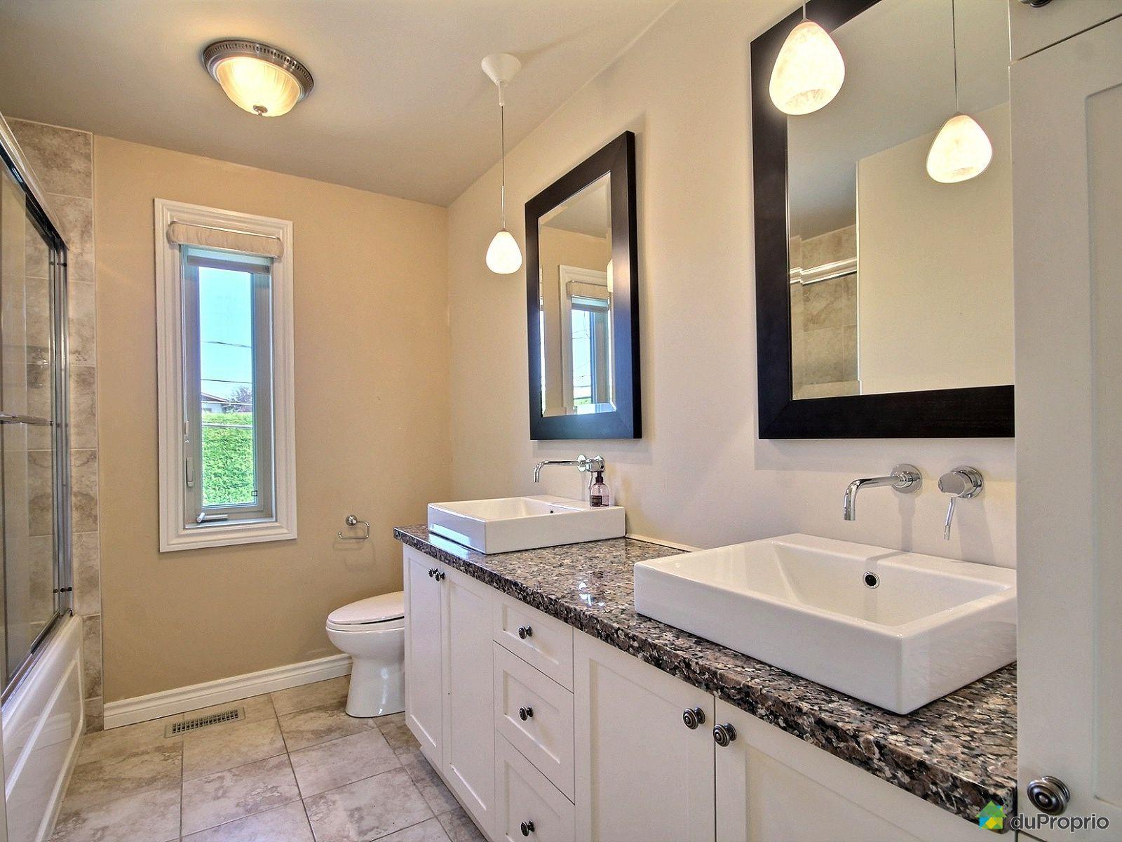 Maison vendre laval des rapides 455 rue claude melan on for Salle de bain laval