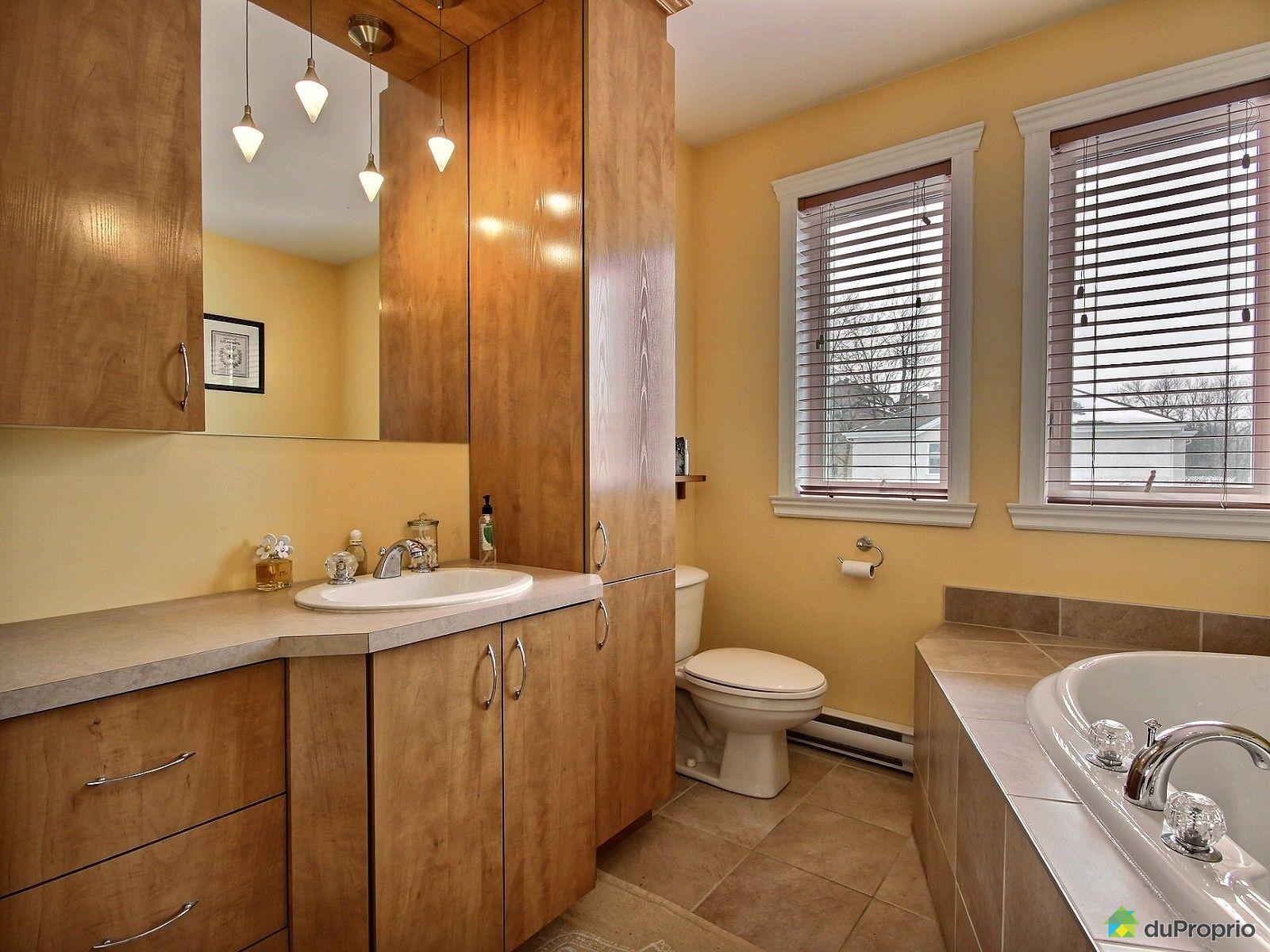 Maison vendu longueuil immobilier qu bec duproprio 491565 for Salle de bain longueuil