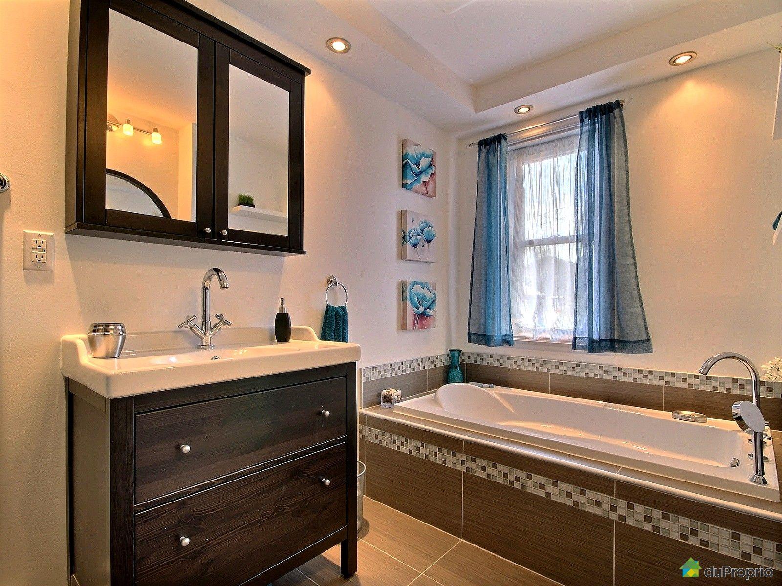 Maison vendu longueuil immobilier qu bec duproprio 503440 for Salle de bain longueuil
