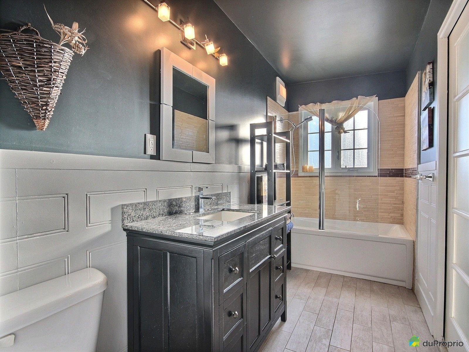 Maison vendu longueuil immobilier qu bec duproprio 671644 for Salle de bain longueuil