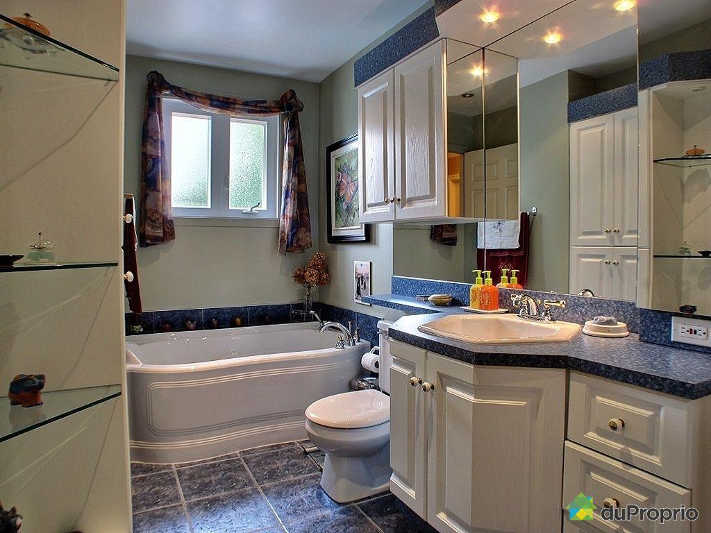 Maison vendu longueuil immobilier qu bec duproprio 355175 for Salle de bain longueuil