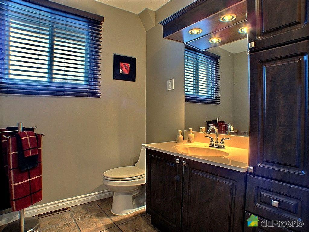 Maison vendu longueuil immobilier qu bec duproprio 398697 for Salle de bain longueuil