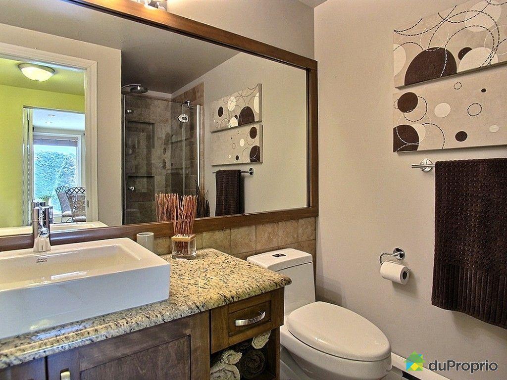 Maison vendu longueuil immobilier qu bec duproprio 586441 for Salle de bain longueuil