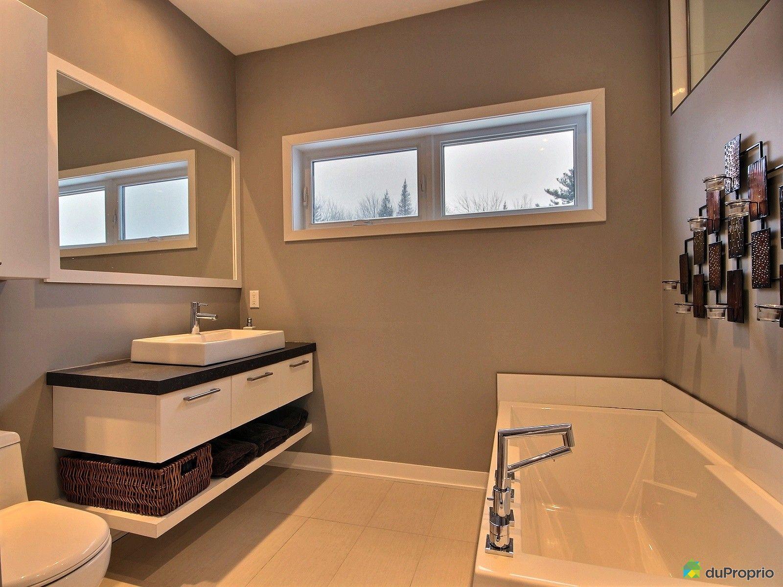 Maison vendu mirabel immobilier qu bec duproprio 680233 for Reno salle de bain quebec