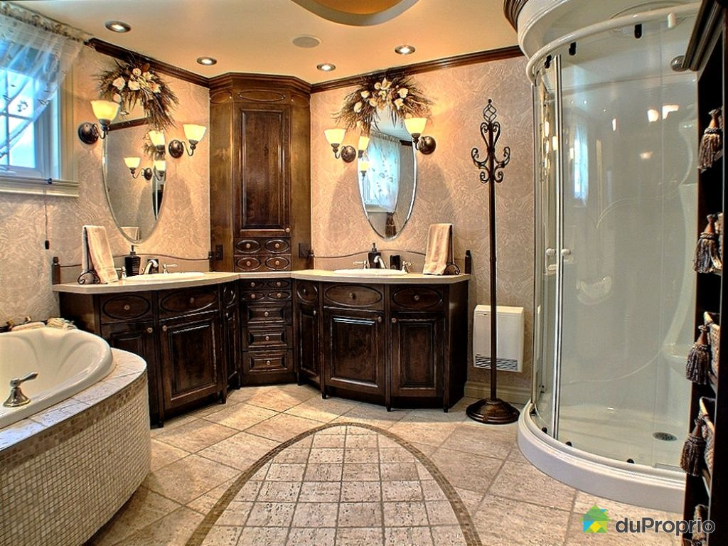 Maison vendu nd des prairies immobilier qu bec for Salle de bain quebec