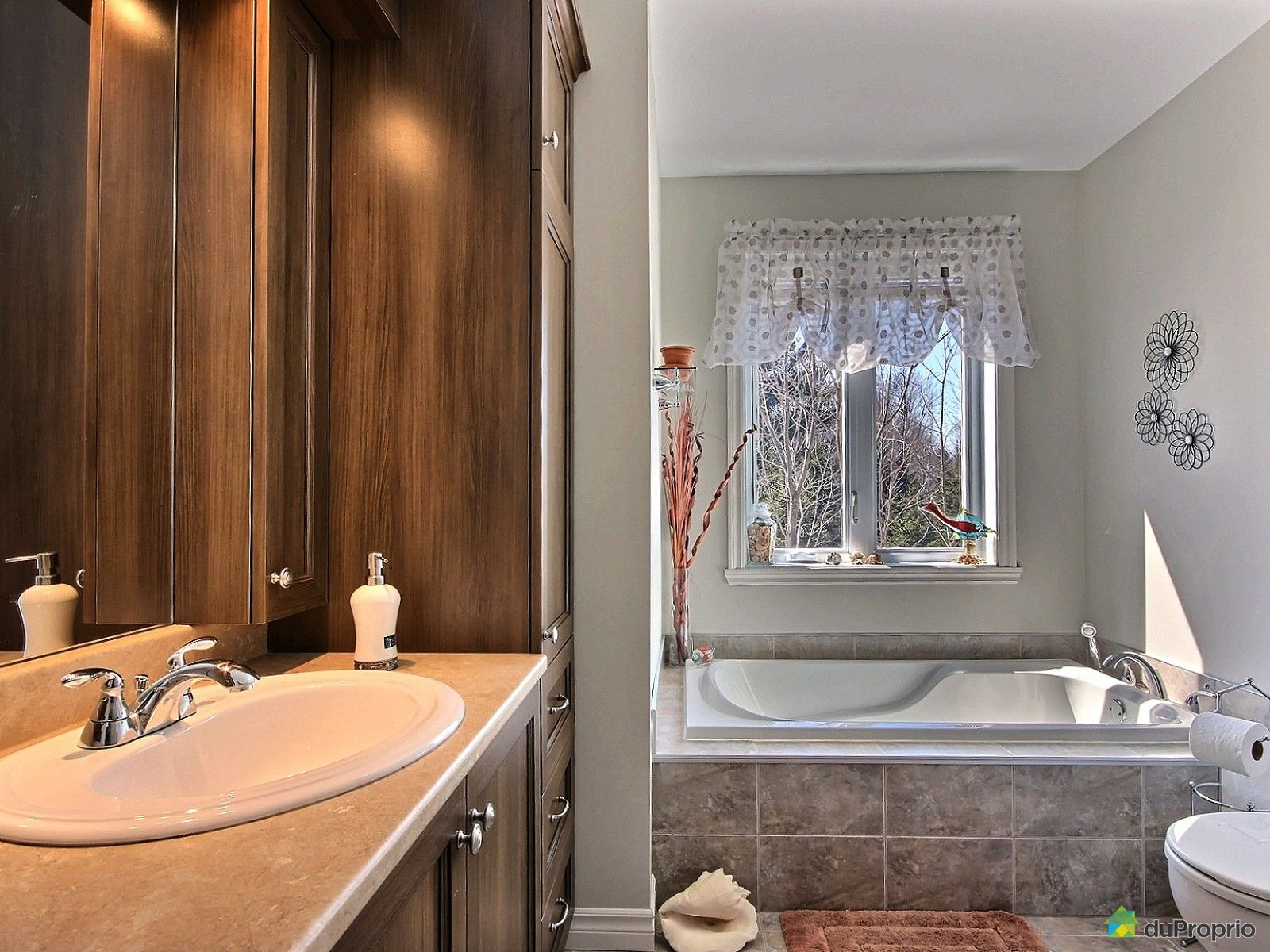 Maison vendu pointe du lac immobilier qu bec duproprio for Salle de bain quebec