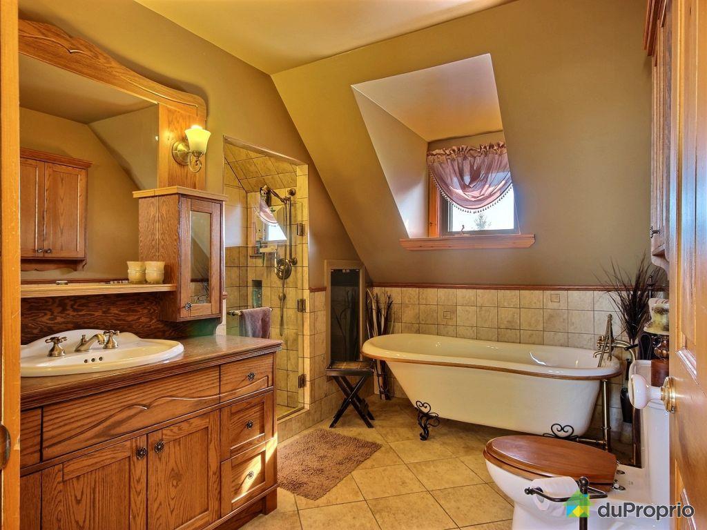 Maison vendre princeville 810 boulevard baril ouest immobilier qu bec - Maison commercial a vendre ...