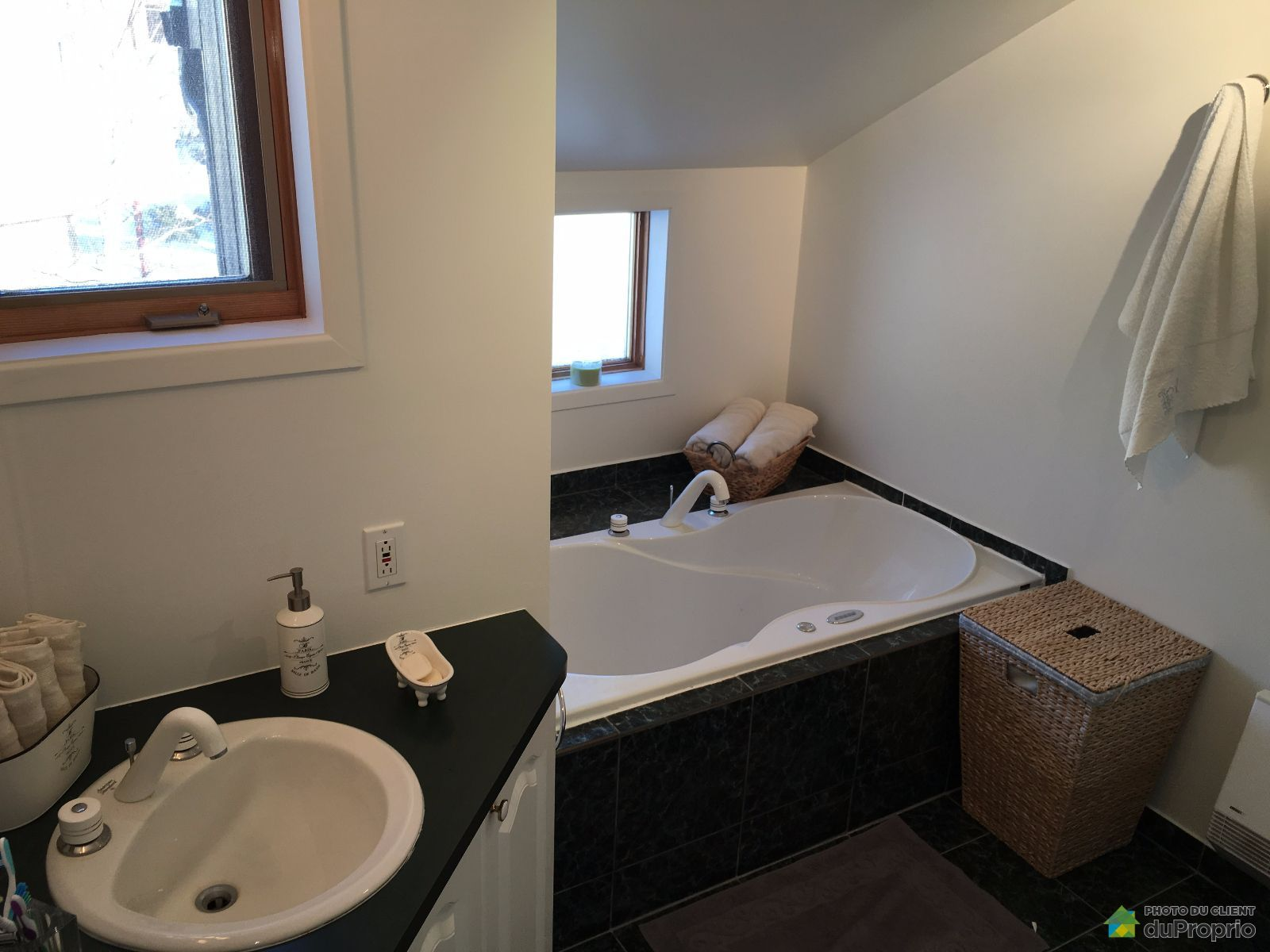 Maison vendre rouyn noranda 60 rue h l ne immobilier - Salle de bain hopital ...
