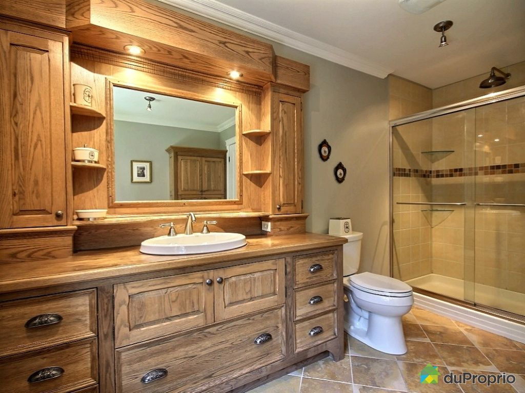 Awesome vanite salle de bain a vendre pictures awesome for Salle de bain 1m de large