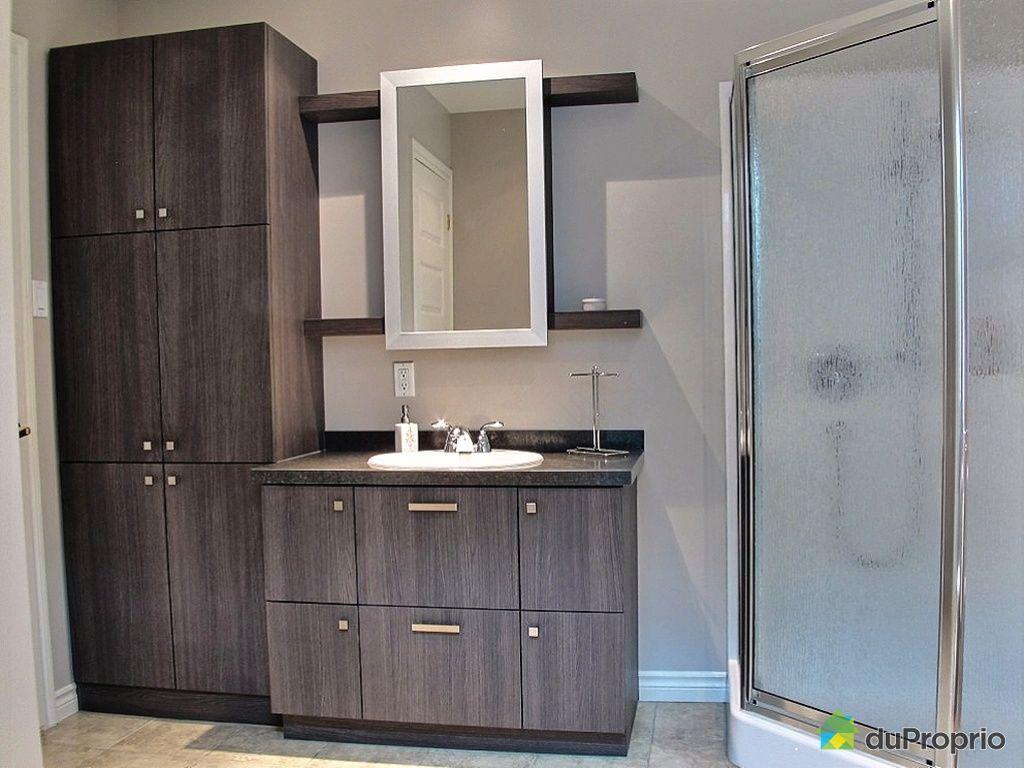 Maison vendu st c me immobilier qu bec duproprio 351582 for Salle de bain magnifique
