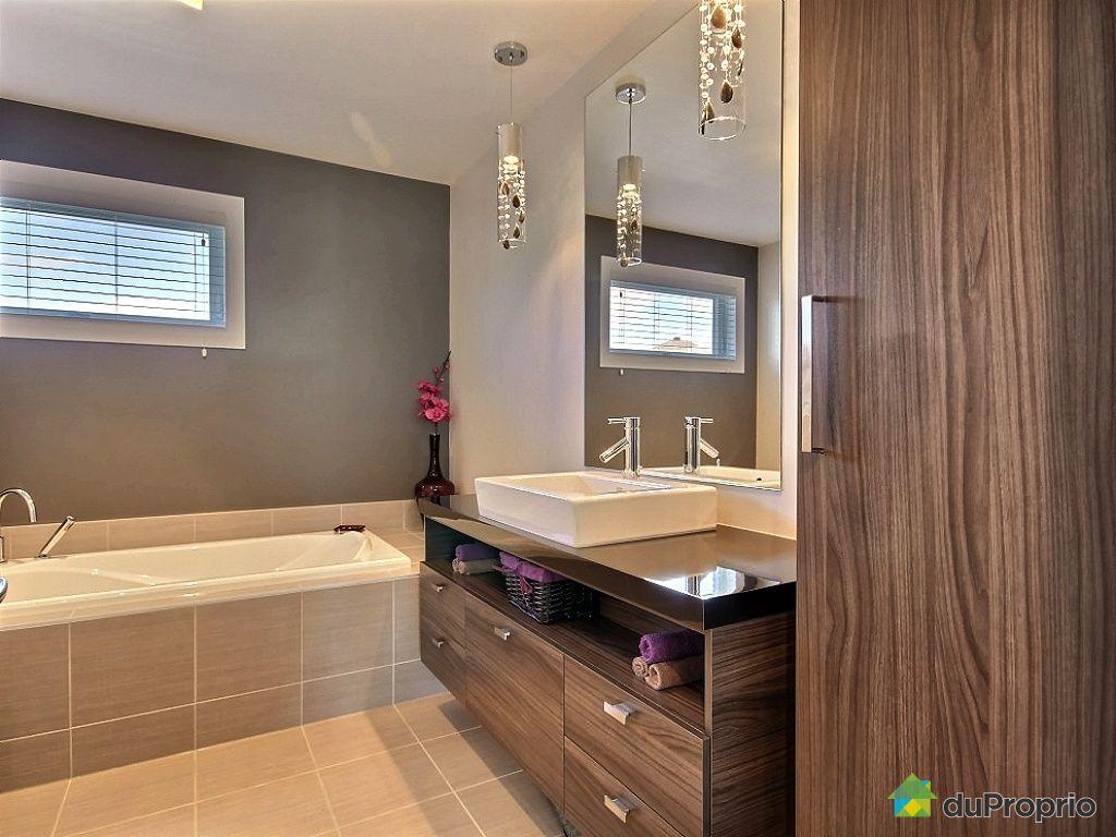 Maison vendu st mile immobilier qu bec duproprio 442594 for Hauteur vanite salle de bain 2