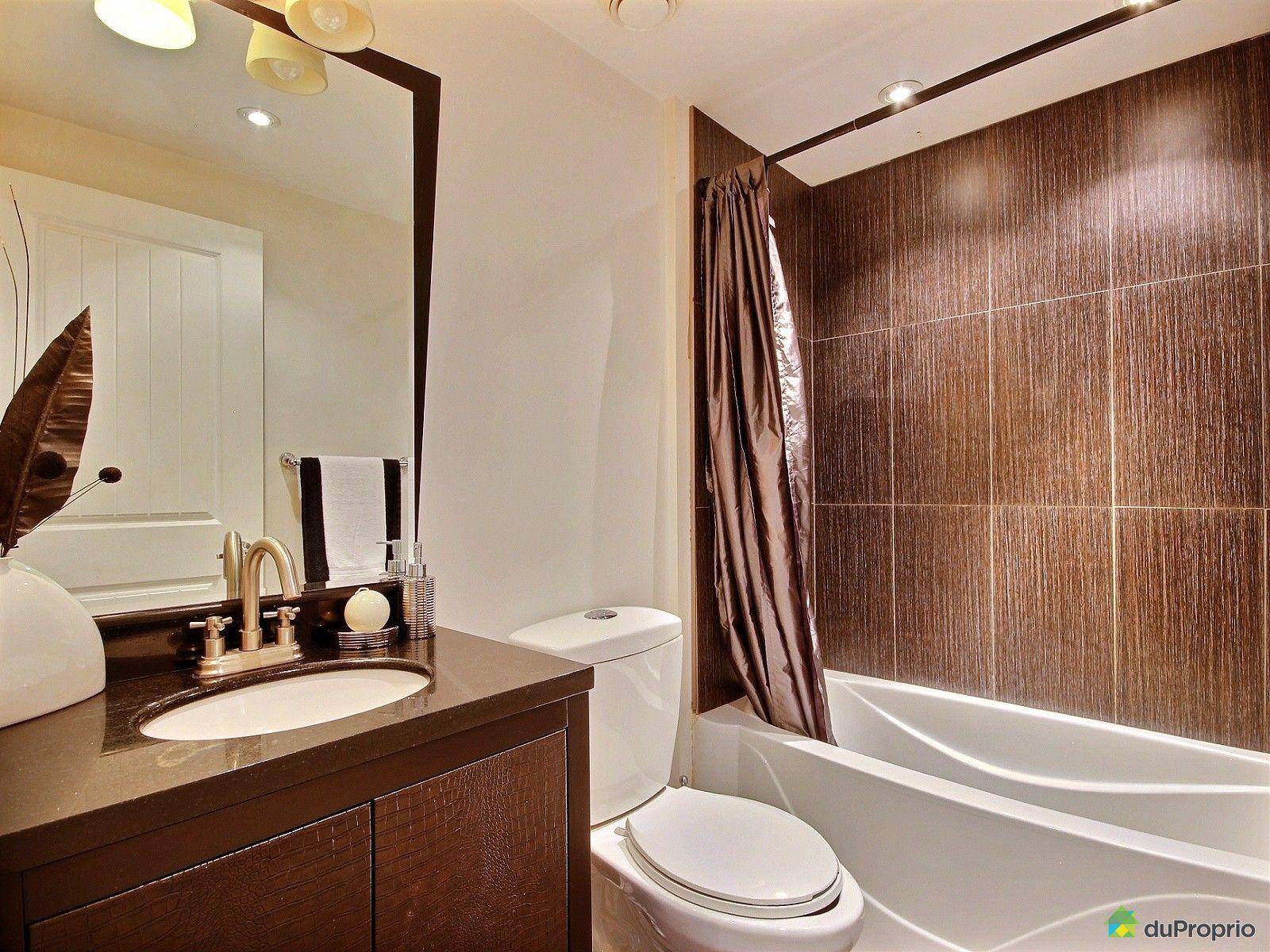 Maison vendre st tienne de beauharnois 31 rue for Salle de bain saint etienne