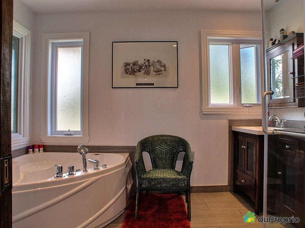 Maison vendu st fran ois immobilier qu bec duproprio for Chambre bain tourbillon montreal