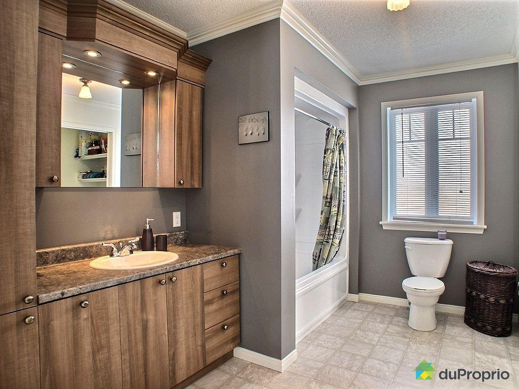 Maison vendu st georges immobilier qu bec duproprio for Salle de bain quebec