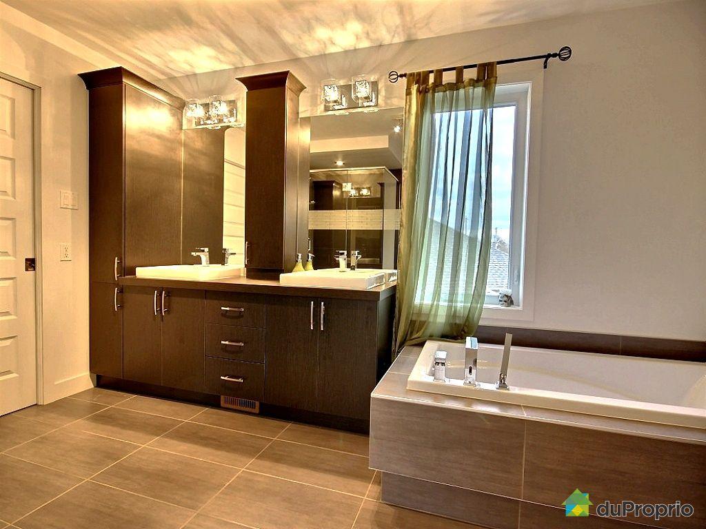 Maison vendre st jean sur richelieu 895 rue nadar for Salle de bain st jean