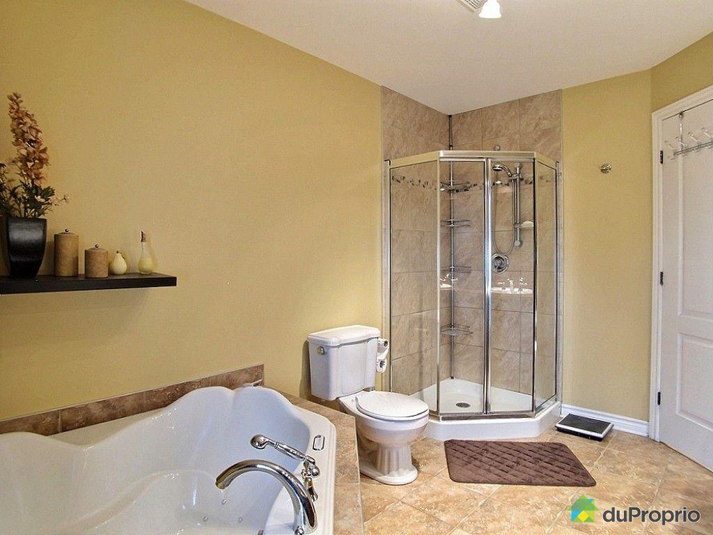 Maison vendre st jean sur richelieu 16 rue laval for Salle de bain st jean