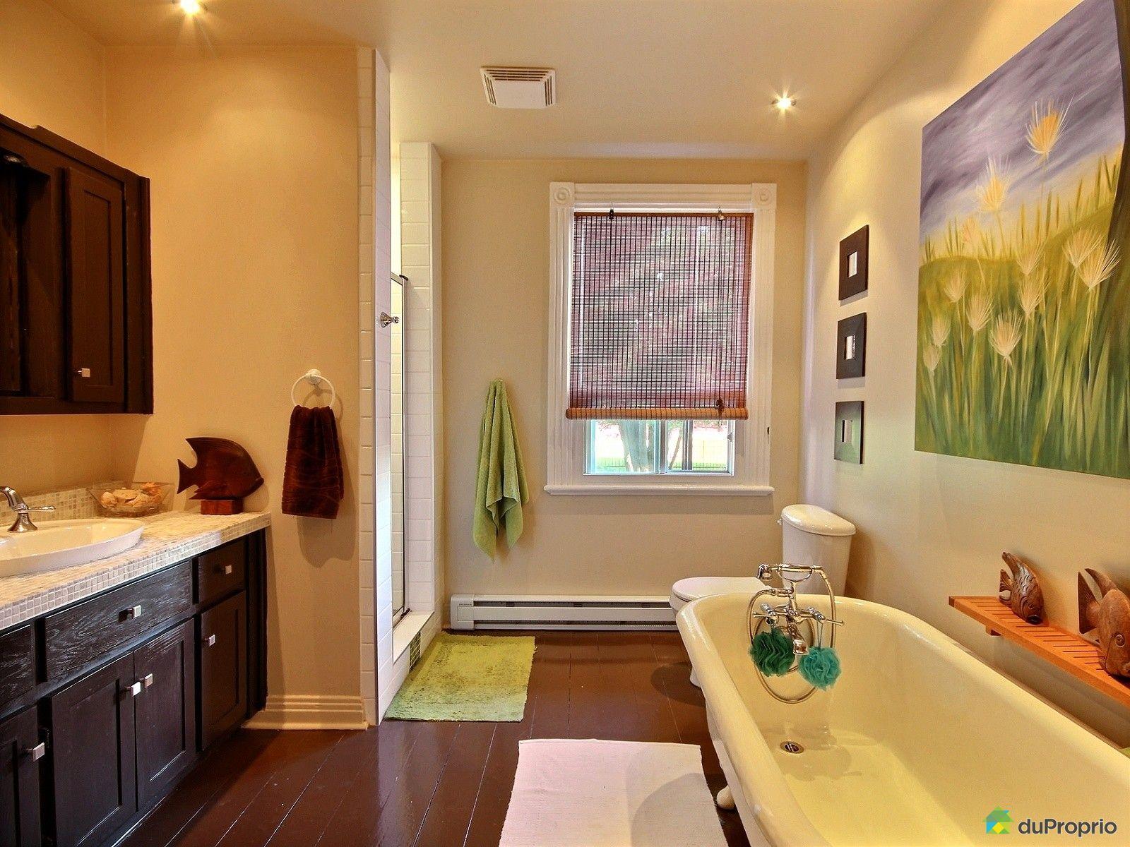 Maison vendu st j r me immobilier qu bec duproprio 525534 for Accessoire salle de bain st jerome