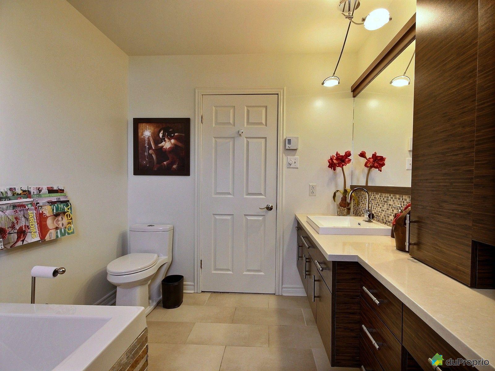 Maison vendre st j r me 1001 rue douard immobilier for Accessoire salle de bain st jerome