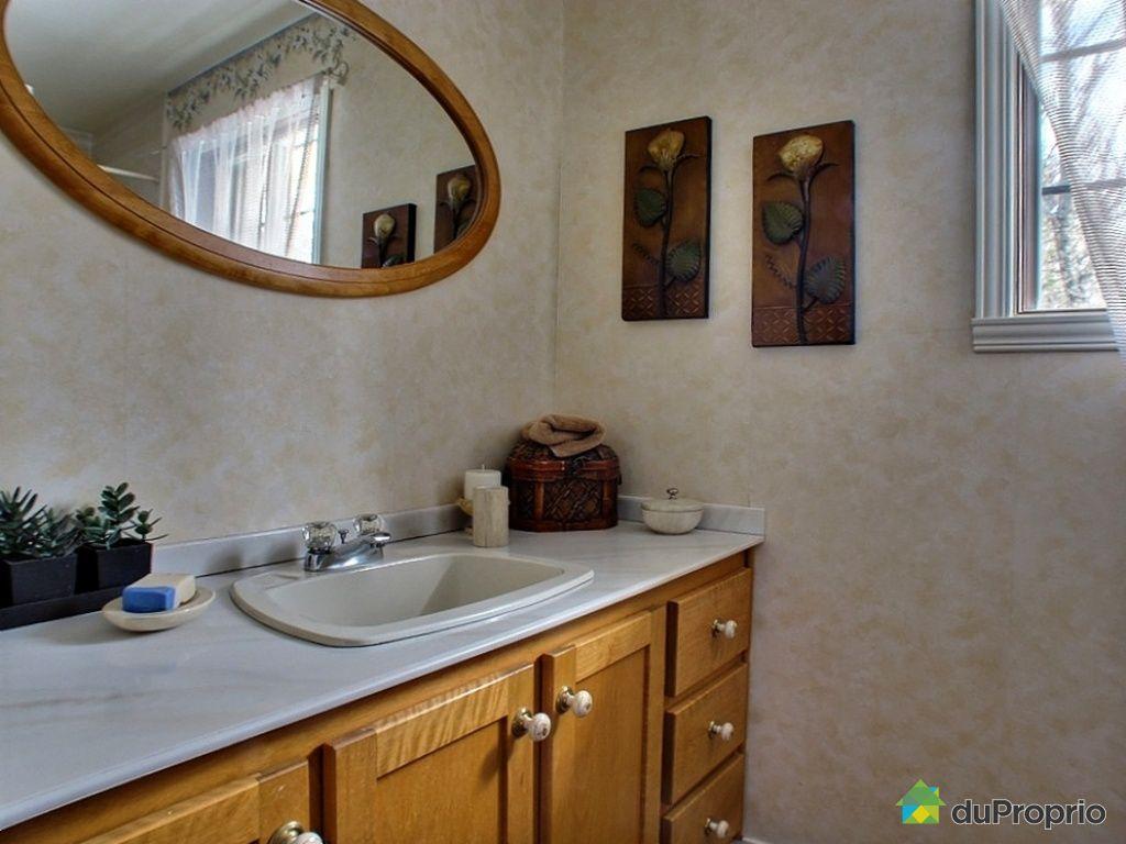 Maison vendu st j r me immobilier qu bec duproprio 402749 for Accessoire salle de bain st jerome
