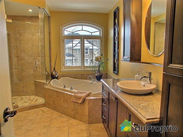 Maison vendu ste foy immobilier qu bec duproprio 124886 for Salle bain champetre