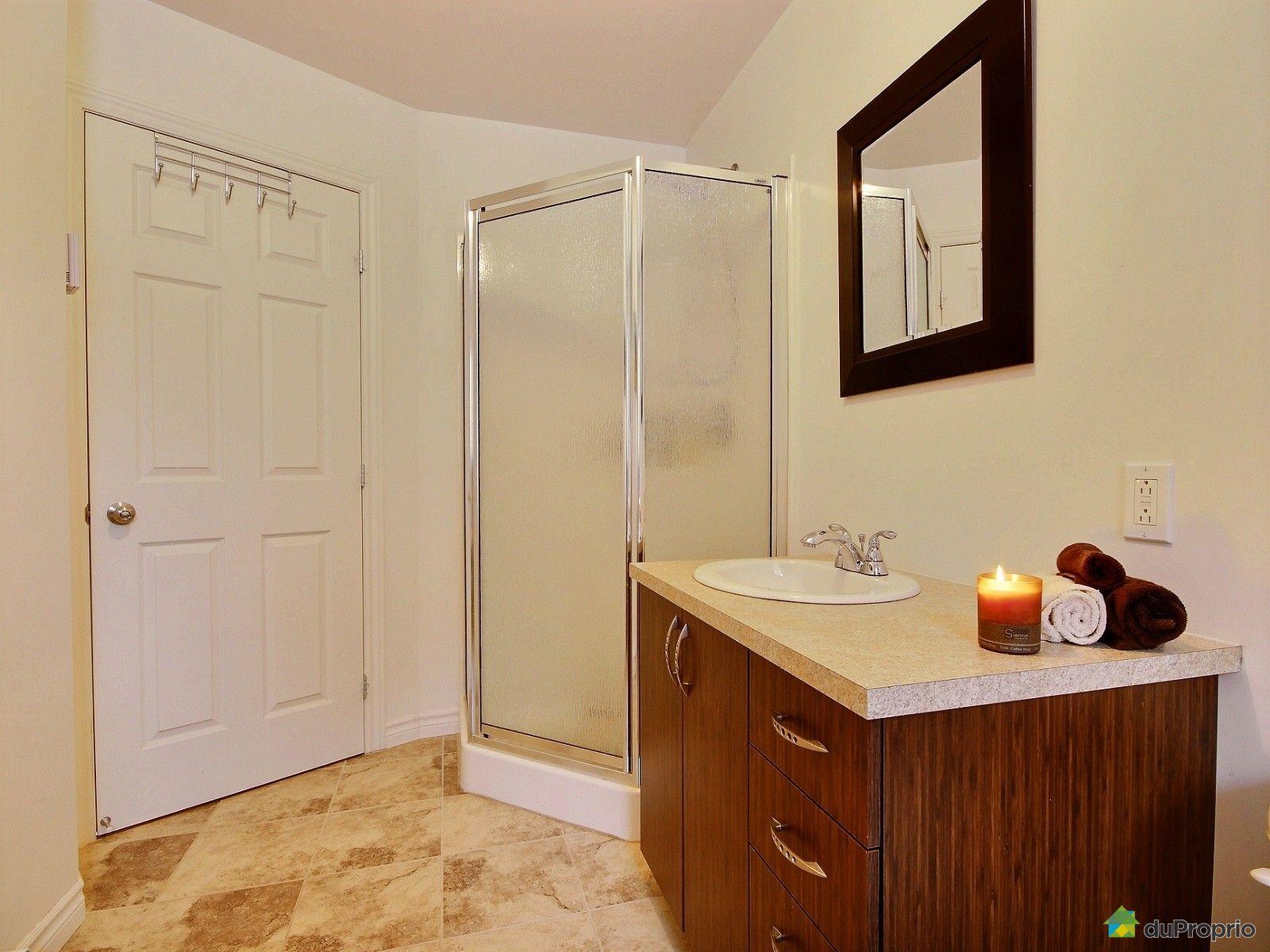 Maison vendre ste sophie 131 rue francis immobilier for Plomberie salle de bain au sous sol