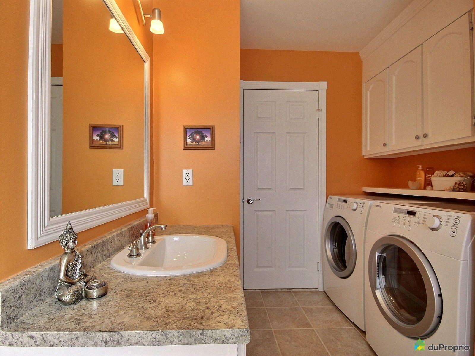 Maison vendu waterloo immobilier qu bec duproprio 492432 for Plomberie salle de bain au sous sol