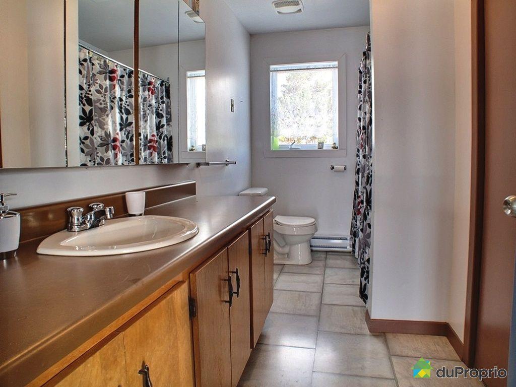 Maison vendu armagh immobilier qu bec duproprio 378195 for Reno salle de bain quebec