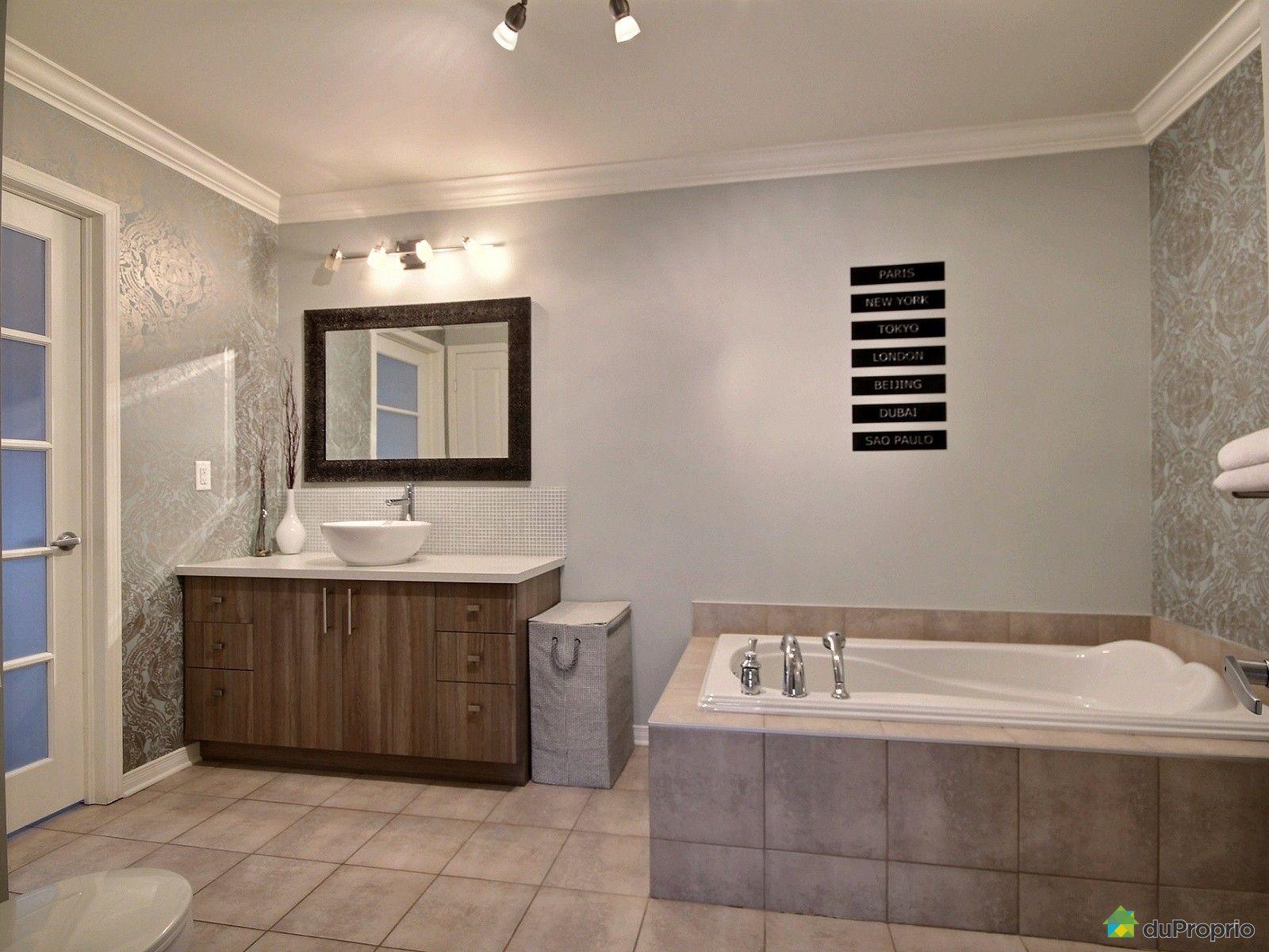 Maison vendu candiac immobilier qu bec duproprio 646744 for Salle de bain commune a deux chambres