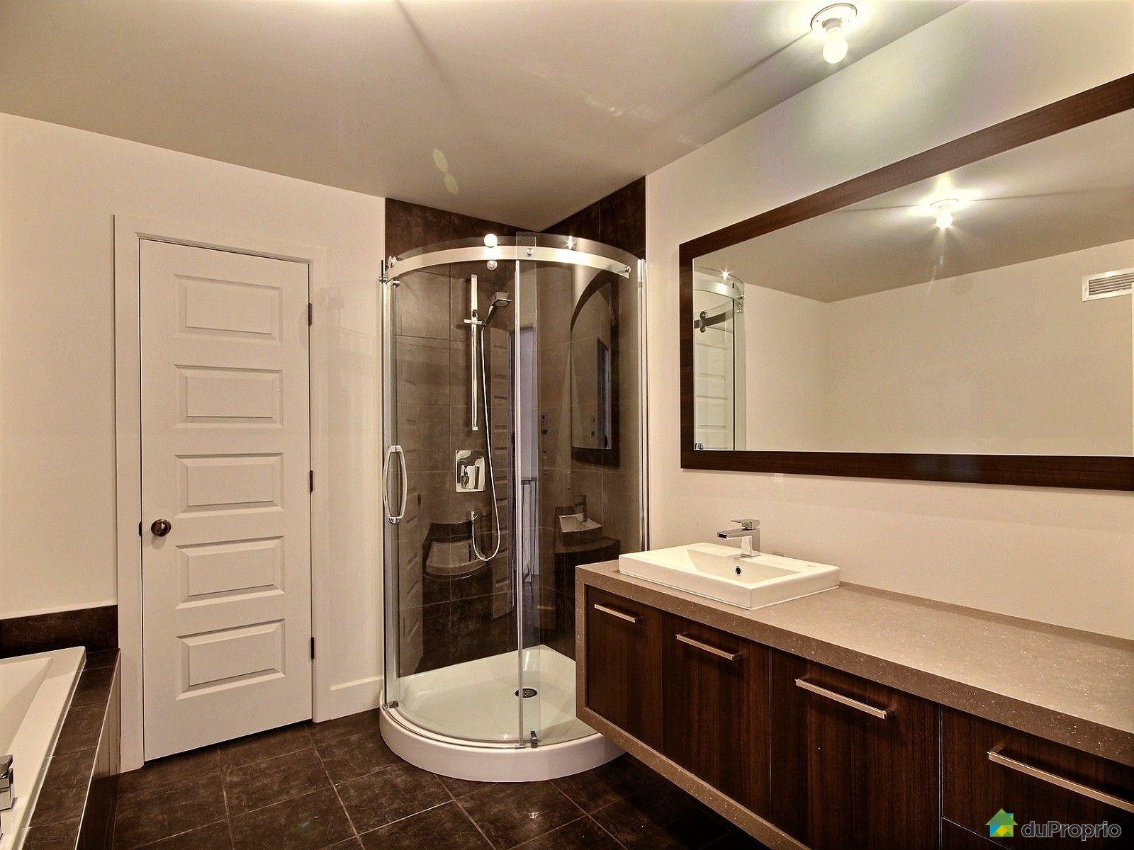 Salle De Bain Ouverte Sur Chambre Construire  Salle de bain ouverte
