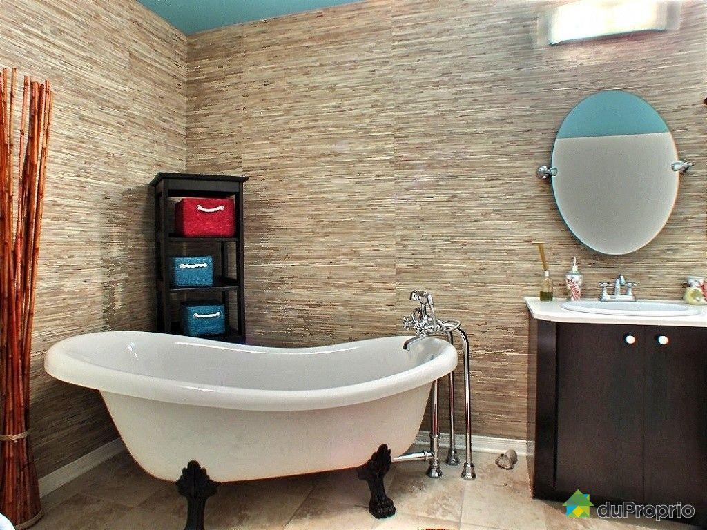 Maison vendu montr al immobilier qu bec duproprio 458522 for Accessoire salle de bain ville de quebec
