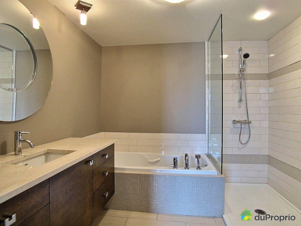 Maison vendu montr al immobilier qu bec duproprio 512729 for Salle de bain quebec