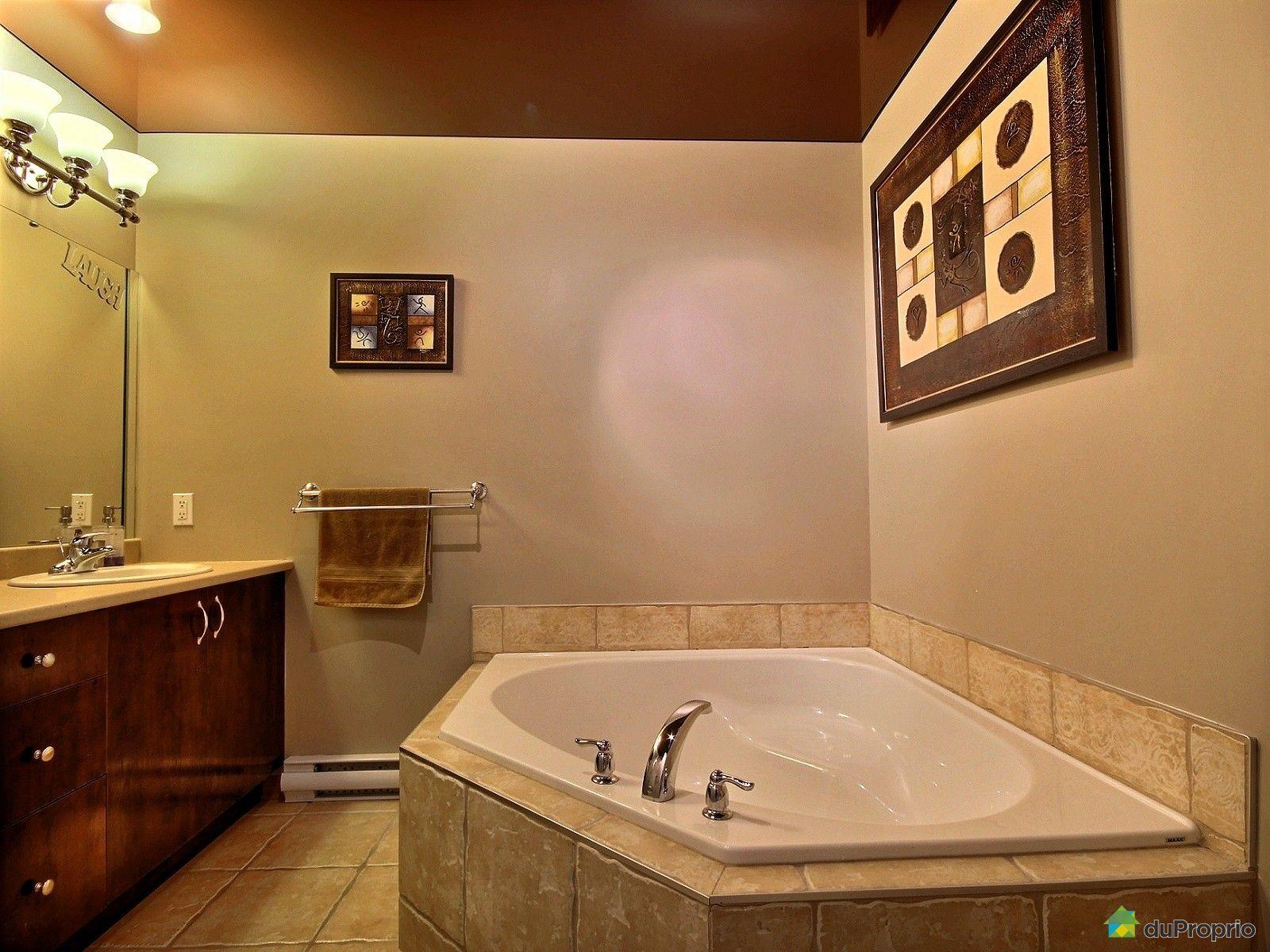 Maison vendu pincourt immobilier qu bec duproprio 580069 for Reno salle de bain quebec