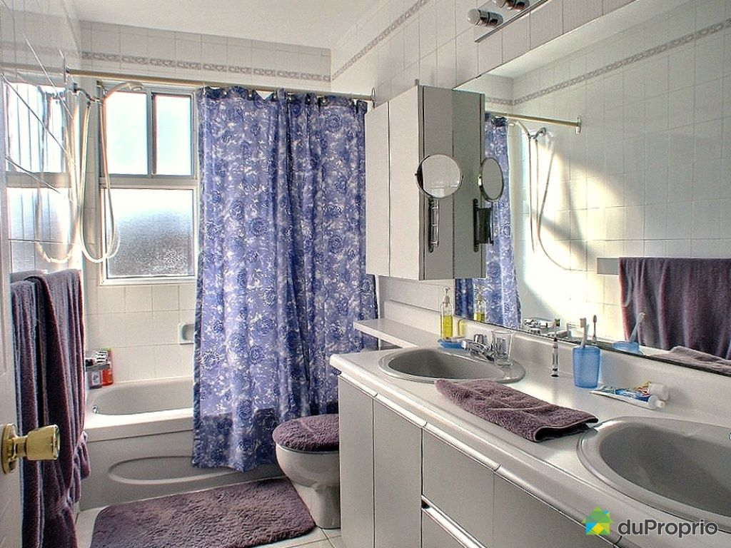 Maison vendu montr al immobilier qu bec duproprio 322048 for Salle de bain commune a deux chambres