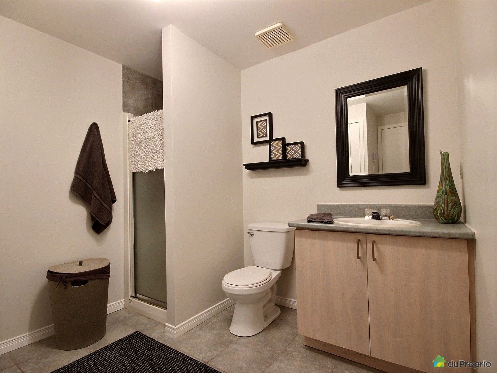 Maison vendu rosem re immobilier qu bec duproprio 581850 for Reno salle de bain quebec