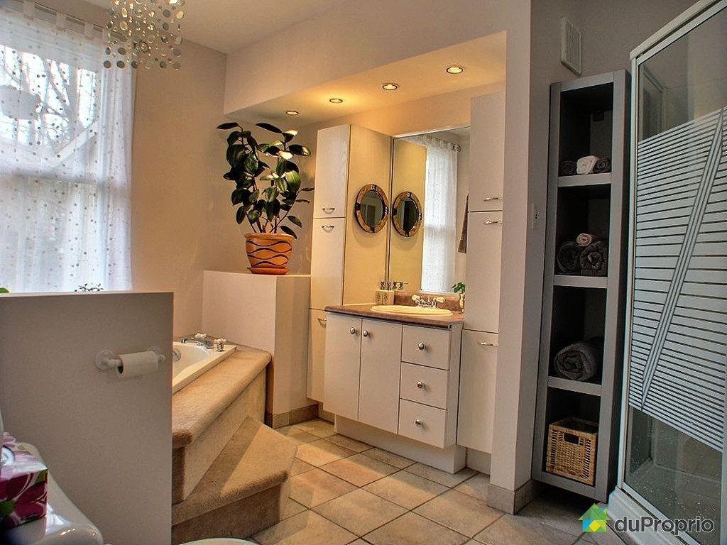 Maison vendu montr al immobilier qu bec duproprio 251902 for Salle de bain commune a deux chambres