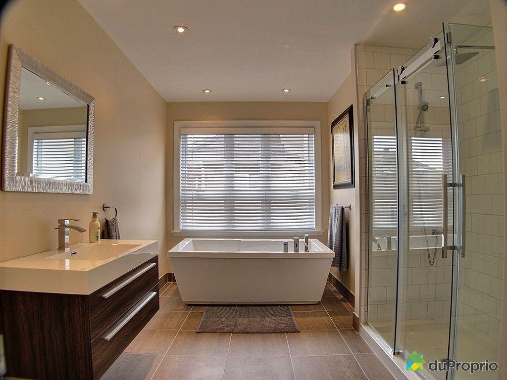 Maison vendu montr al immobilier qu bec duproprio 406622 for Salle de bain commune a deux chambres