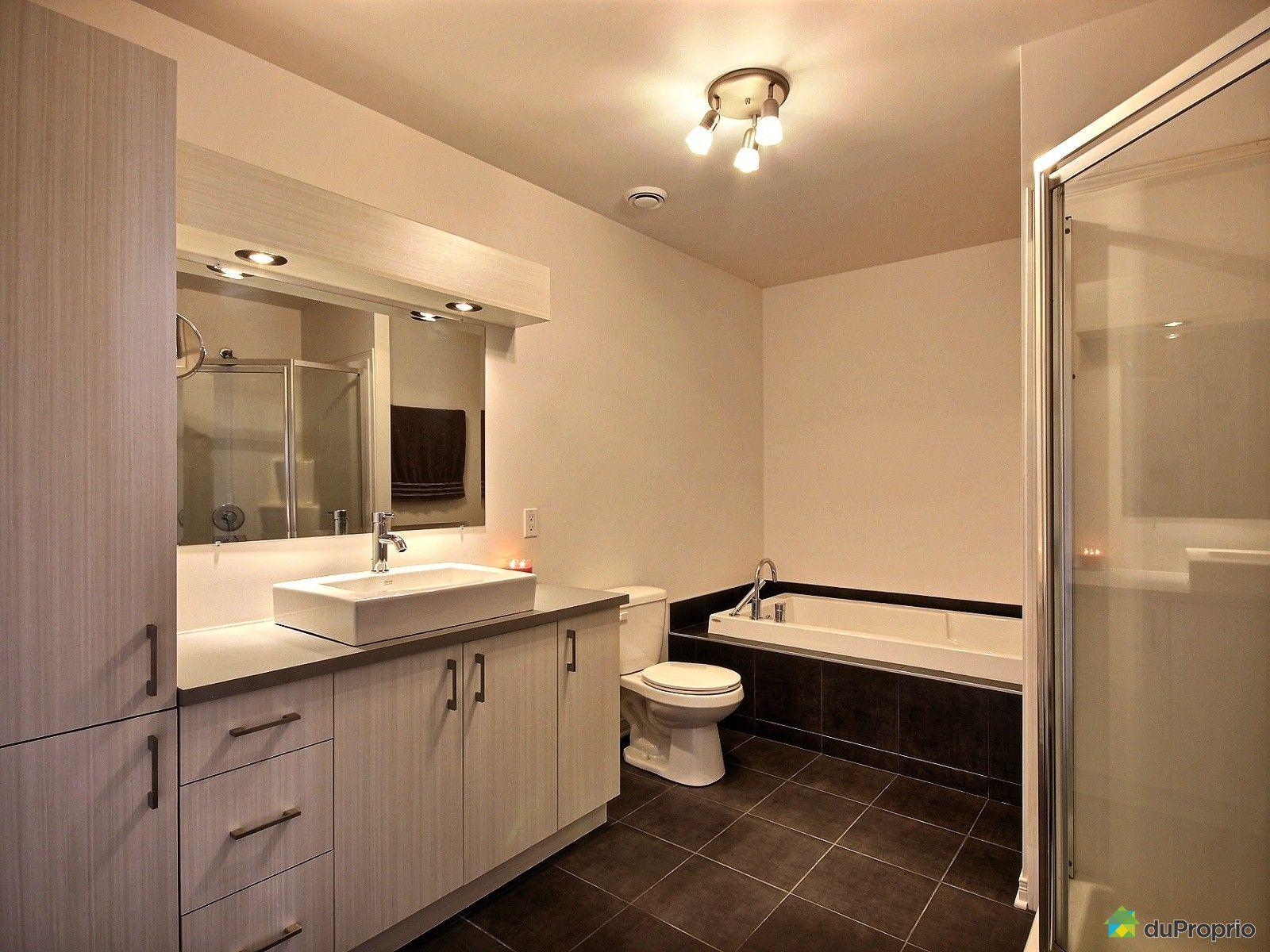 Maison vendu st j r me immobilier qu bec duproprio 656961 for Plomberie salle de bain au sous sol