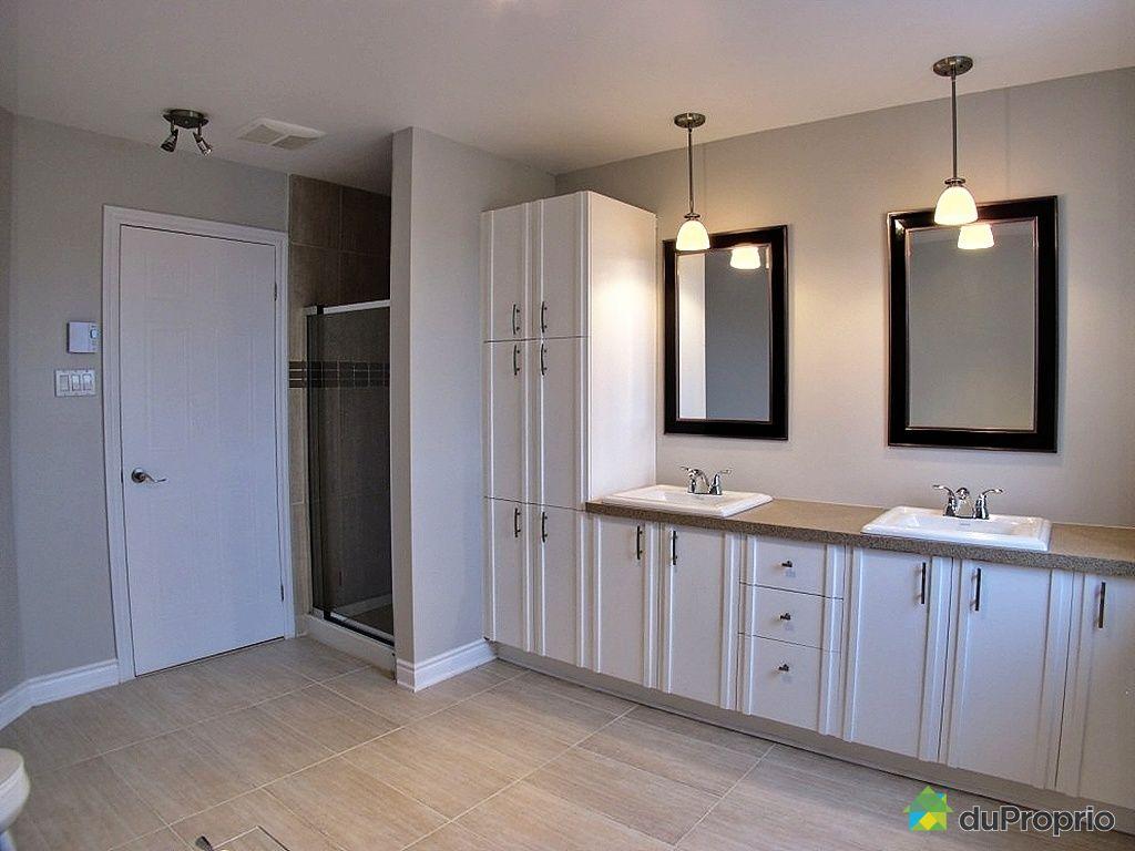 Maison vendu ste catherine immobilier qu bec duproprio for Salle de bain commune a deux chambres