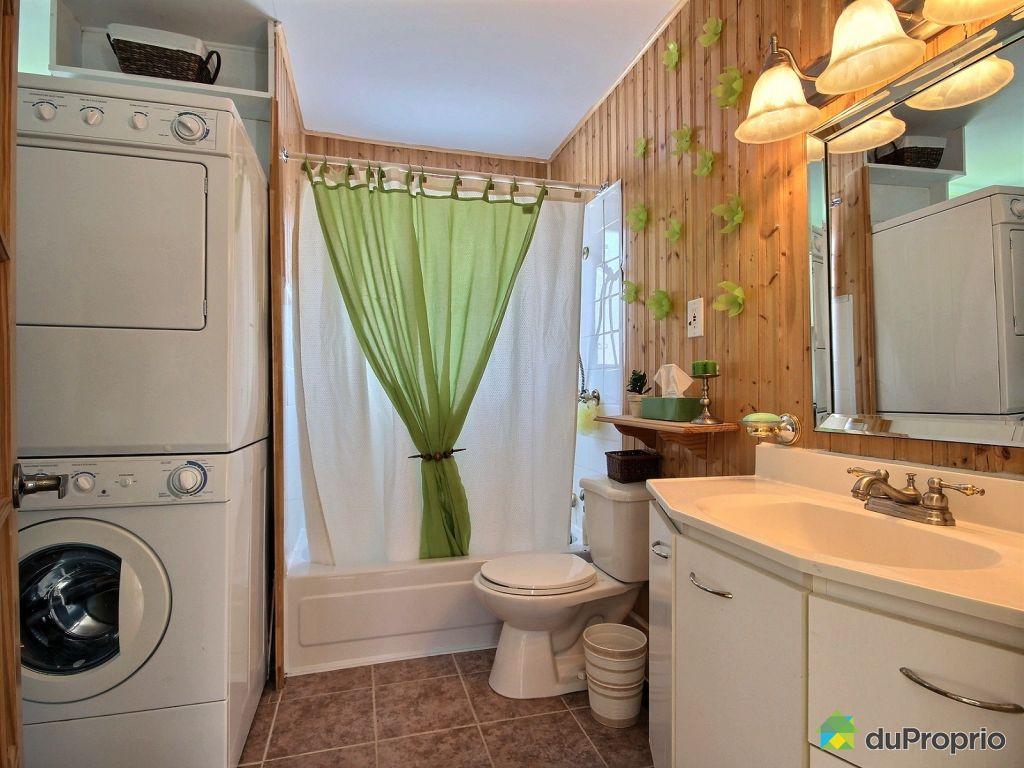 Maison vendu alma immobilier qu bec duproprio 486075 for Salle de bain mobile