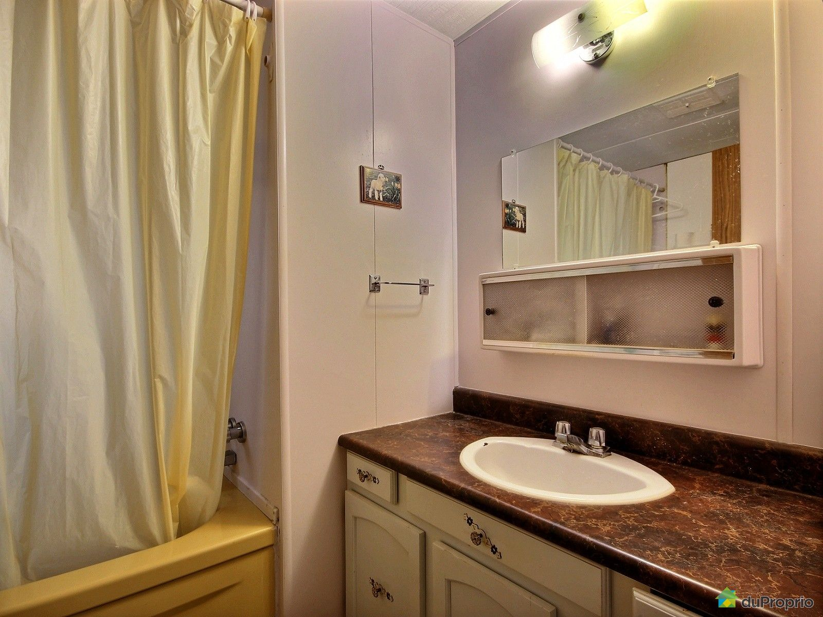 Maison vendu bromont immobilier qu bec duproprio 515938 for Salle de bain mobile
