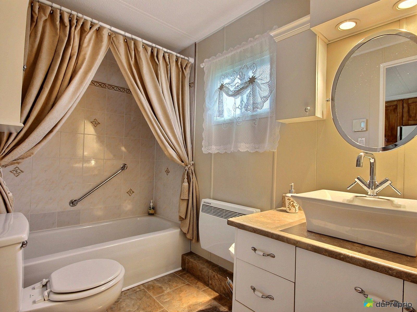 Maison vendu ch teau richer immobilier qu bec duproprio for Salle de bain mobile