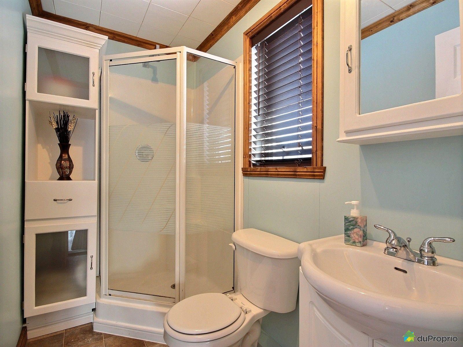 Maison vendre st apollinaire 316 rue des bois for Salle de bain mobile